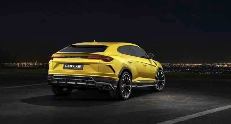 2019 Lamborghini Urus Exterior - image 749814