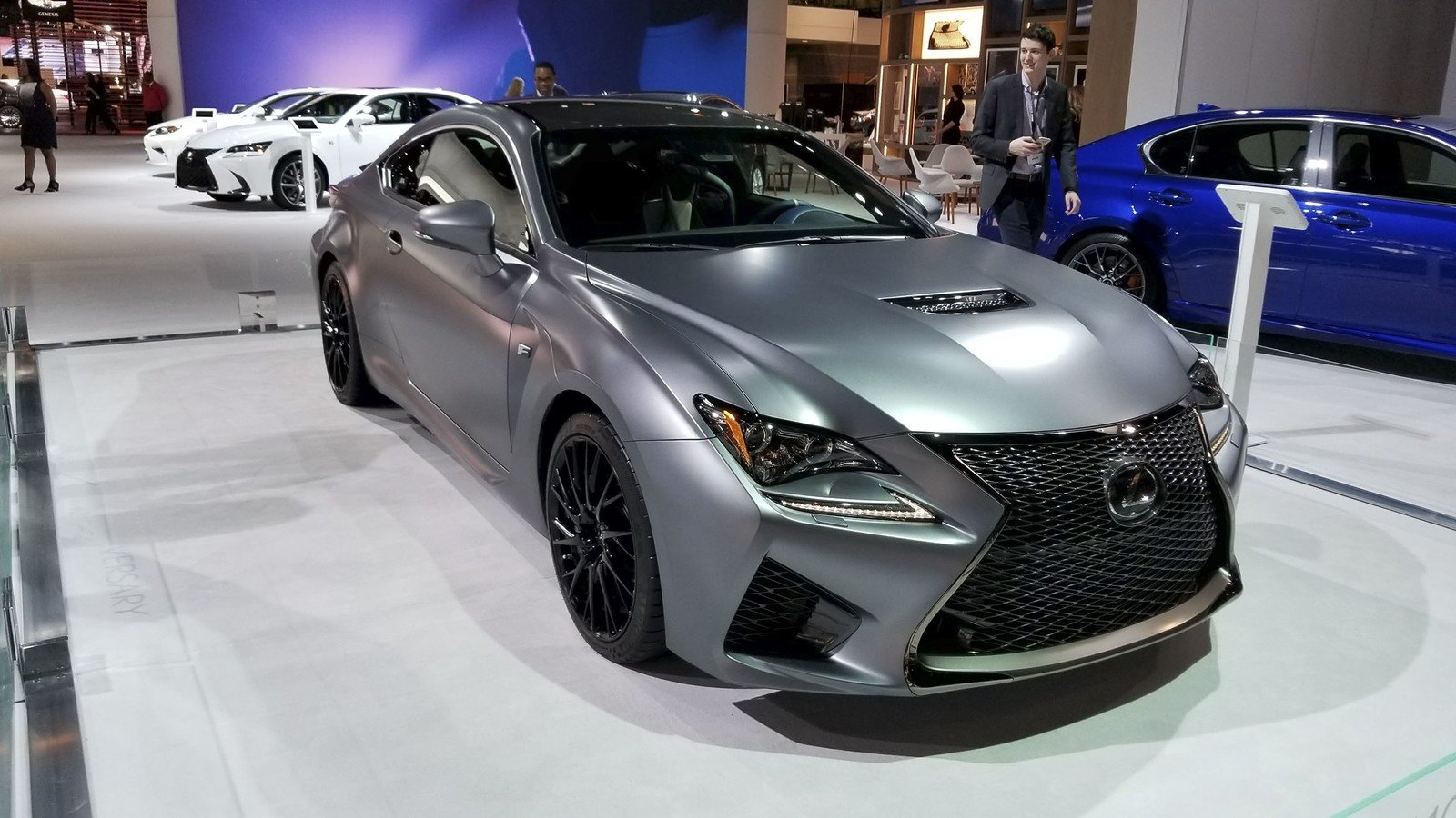 10 Years Of Lexus F Series Culminates With Pair Of