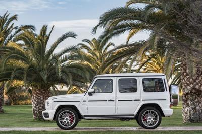 Mercedes-AMG Debuts 2019 G63 With 577 horsepower! - image 767691