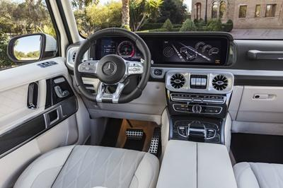 Mercedes-AMG Debuts 2019 G63 With 577 horsepower! - image 767695