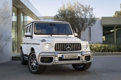 Mercedes-AMG Debuts 2019 G63 With 577 horsepower! - image 767710