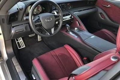 The Lexus LC500's Interior is Breathtaking - image 767653