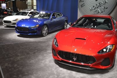 Maserati's Chicago Booth Is as Boring as it Gets - image 766545