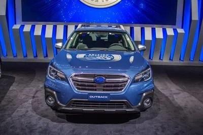 2018 Subaru Outback 50th Anniversary Edition - image 767862