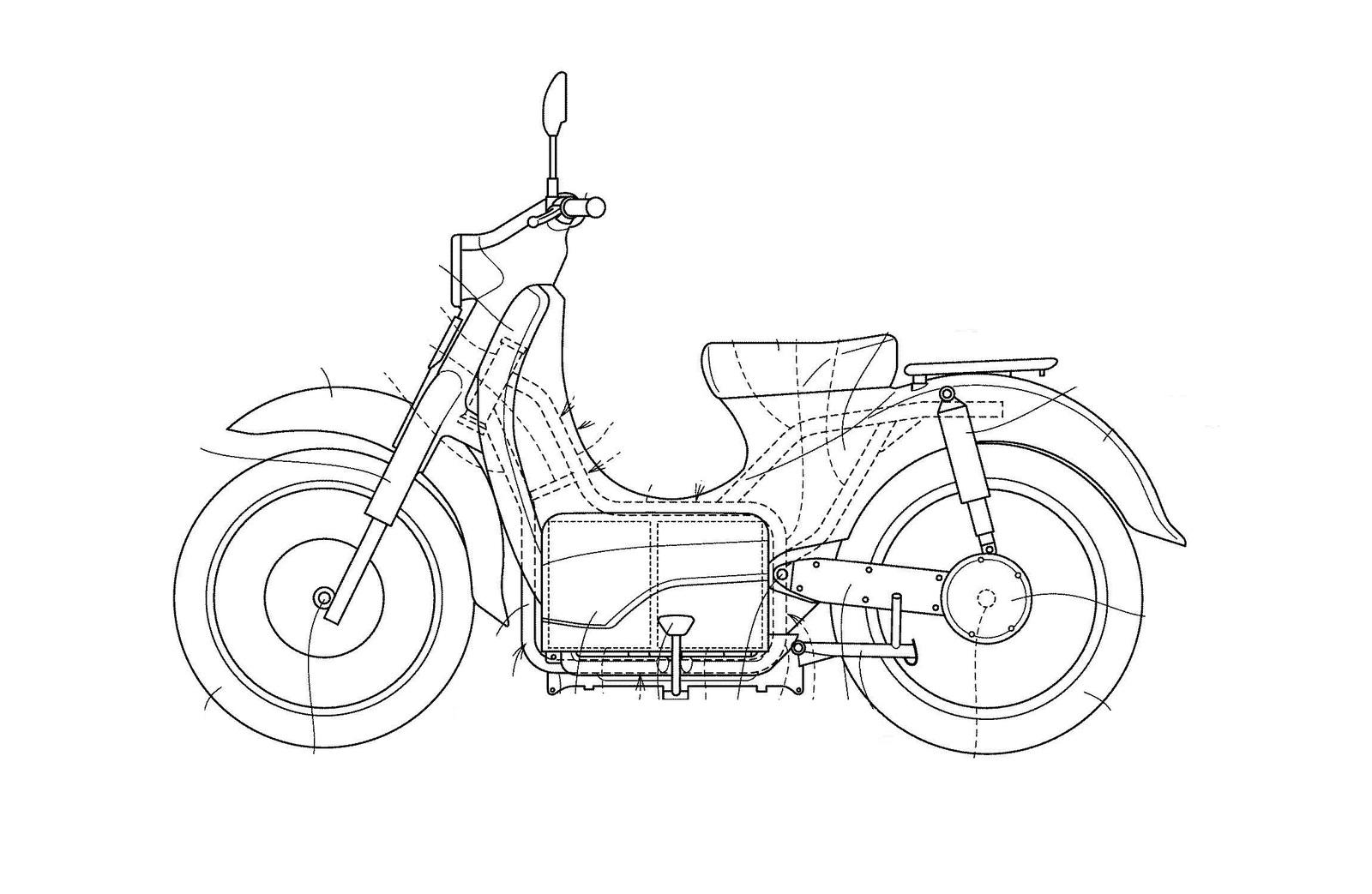 Honda Developing The Ev Cub With Swappable Batteries