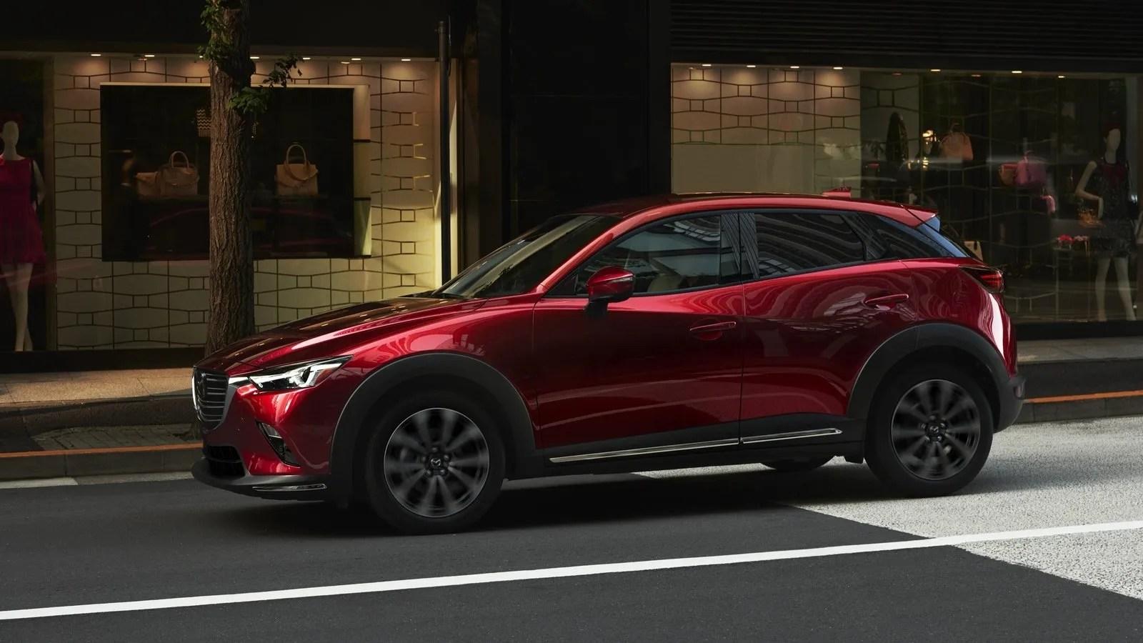 2019 Mazda Cx 3 Top Speed