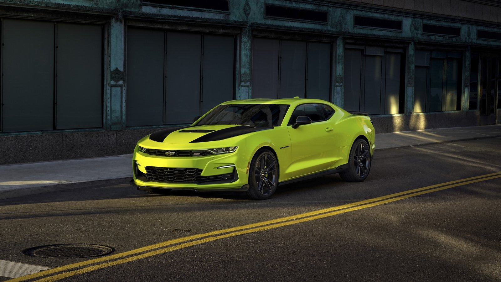 2019 Chevrolet Camaro Ss Shock Top Speed