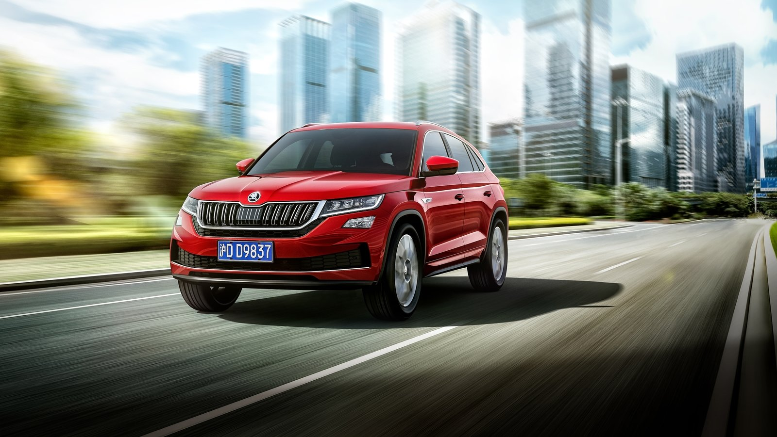 2019 Skoda Kodiaq Gt Top Speed