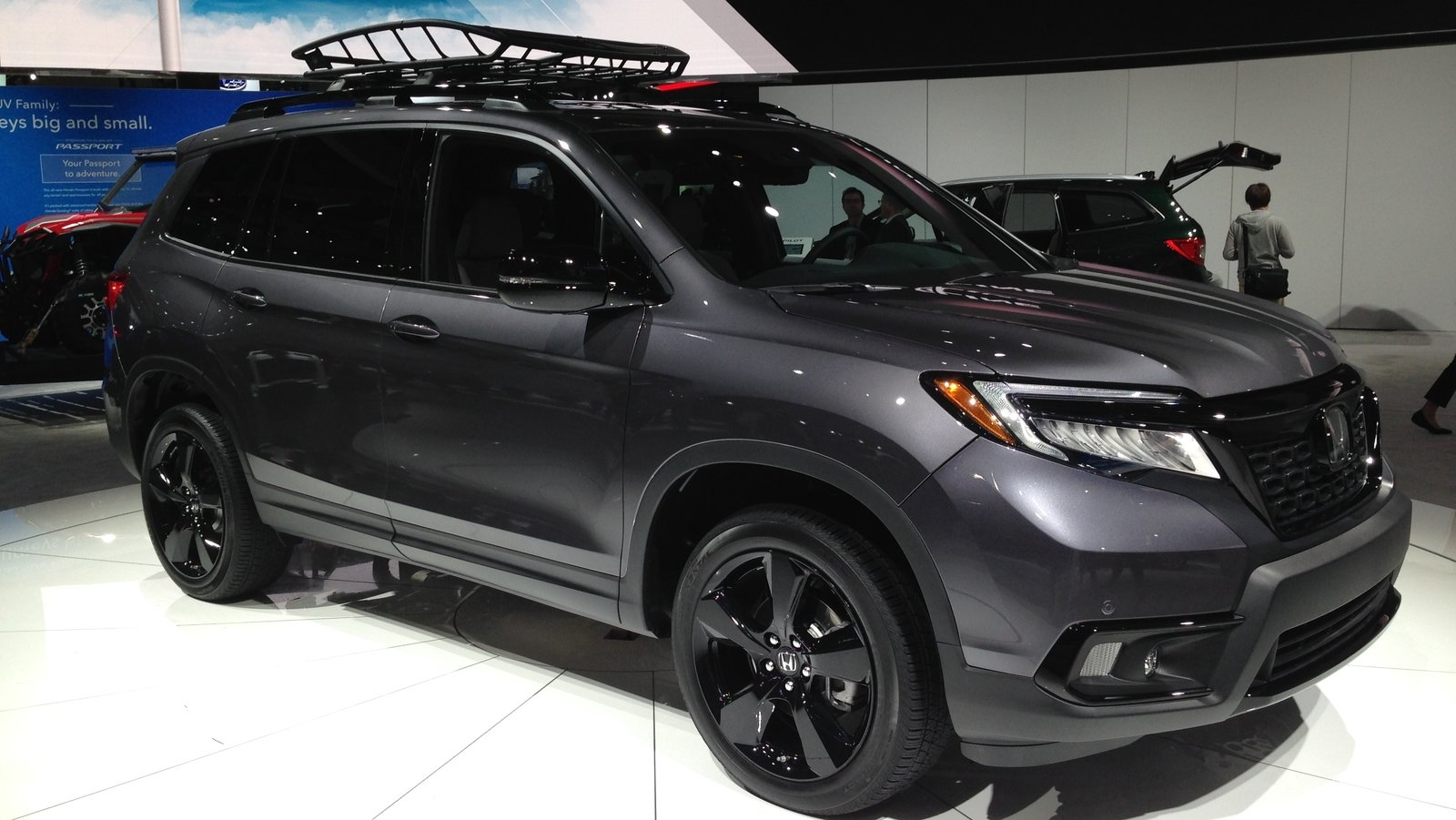 If You Think The New Honda Passport Looks Good Wait Until