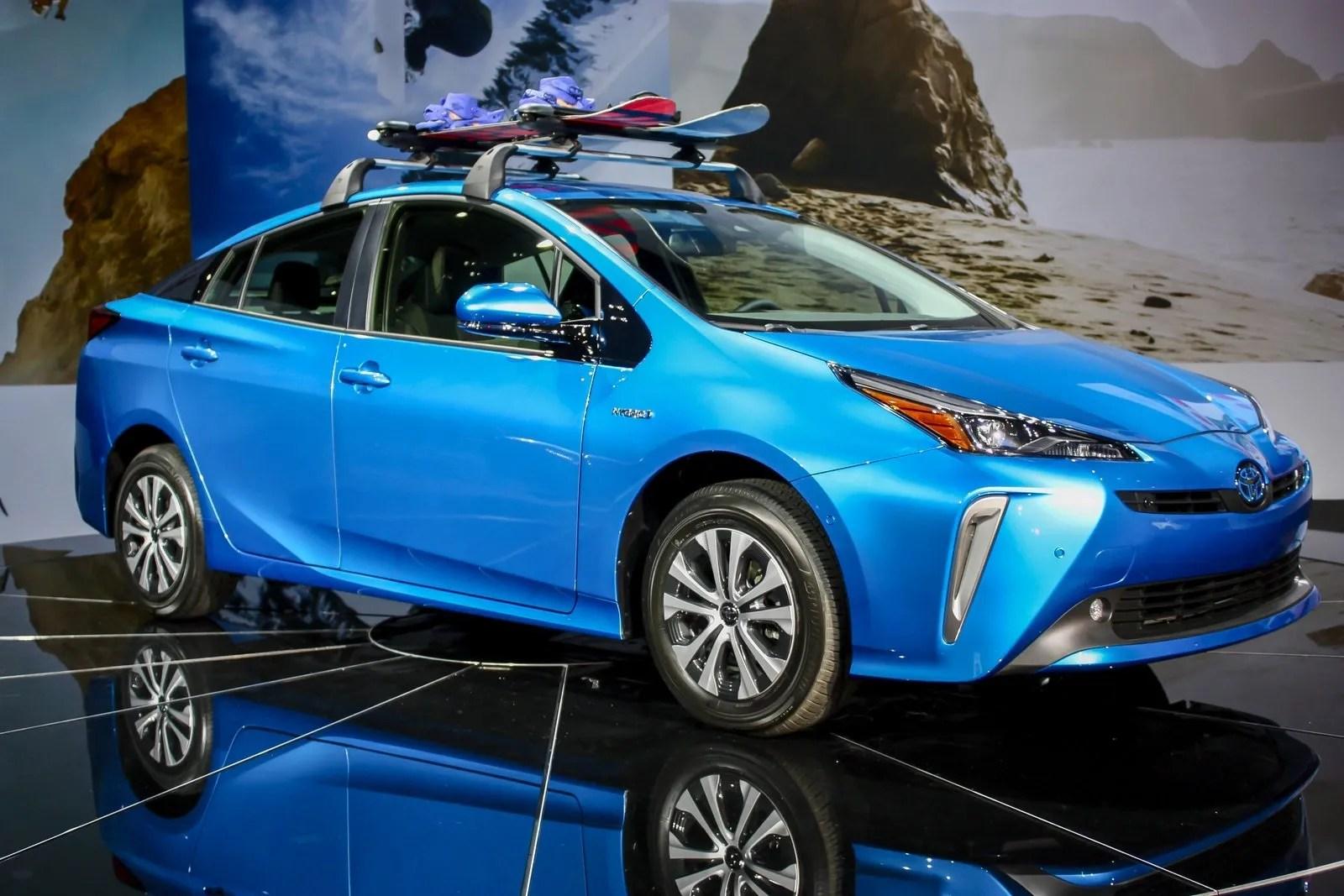 2019 Toyota Prius Top Speed