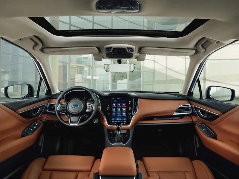2020 Subaru Legacy Top Speed