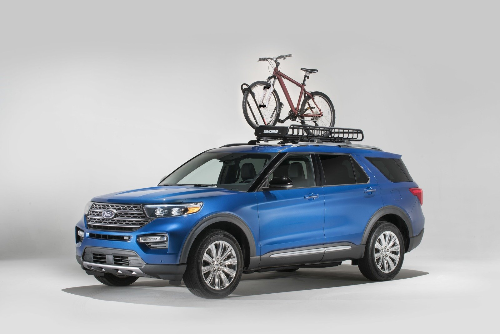 2020 Ford Explorer Gets Yakima Accessories For Outdoorsy Types Top Speed