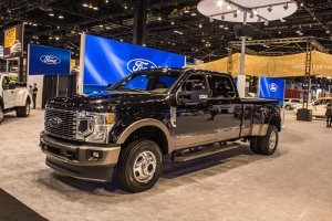 2020 Ford F350 Super Duty King Ranch | Top Speed