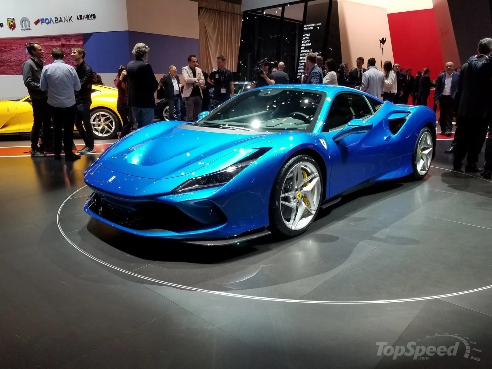 The 2020 Ferrari F8 Tributo Looks Amazing Heralds Good
