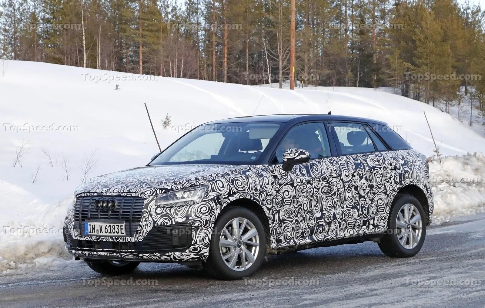 2020 Audi Q2 E Tron Top Speed