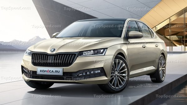 2020 Skoda Octavia: All We Know So Far | Top Speed
