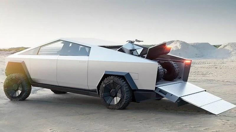 2021 Tesla Cybertruck - image 873199
