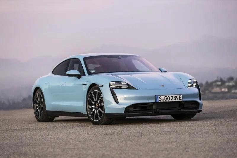 2020 Porsche Taycan - image 898477