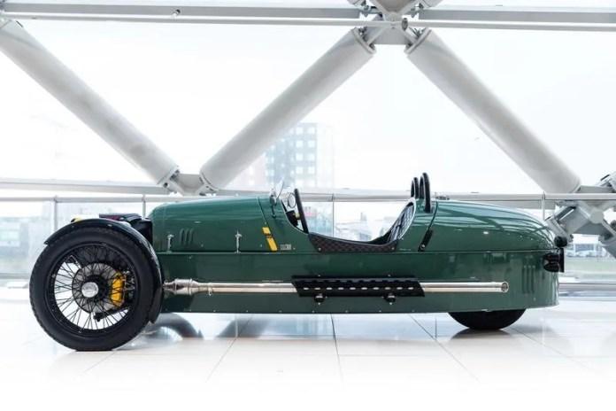 2020 Morgan 3 Wheeler Le60