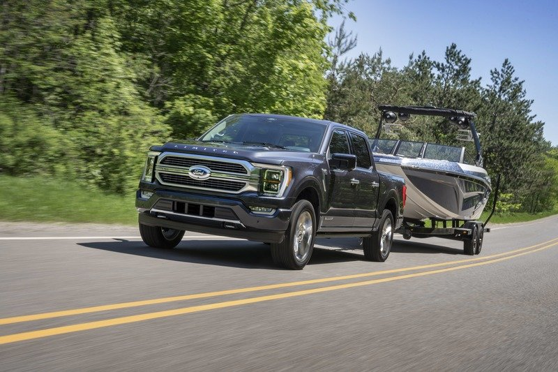 Ford Announces The Power Output Figures For Every Engine Option On The 2021 F-150 Exterior - image 915460