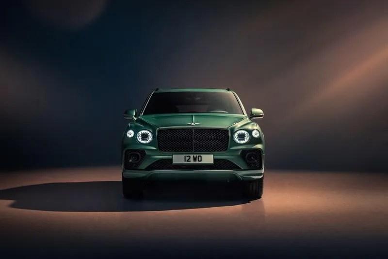 2021 Bentley Bentayga Exterior - image 916315
