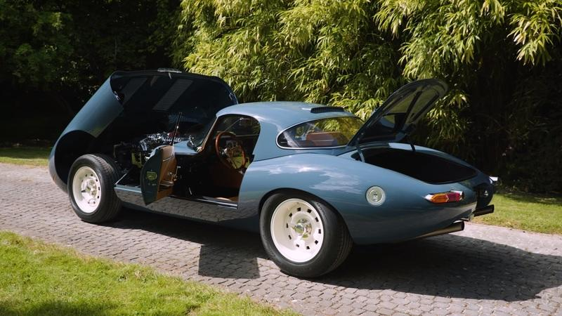 The Eagle E-Type Is Considered One of the World's Most Beautiful Cars - This is How It's Built - image 921197