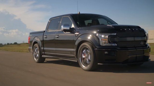 The Throttle Pavilion clearly explains why the 2020 Shelby F-150 Super Snake is a truck that everyone needs-picture 917329