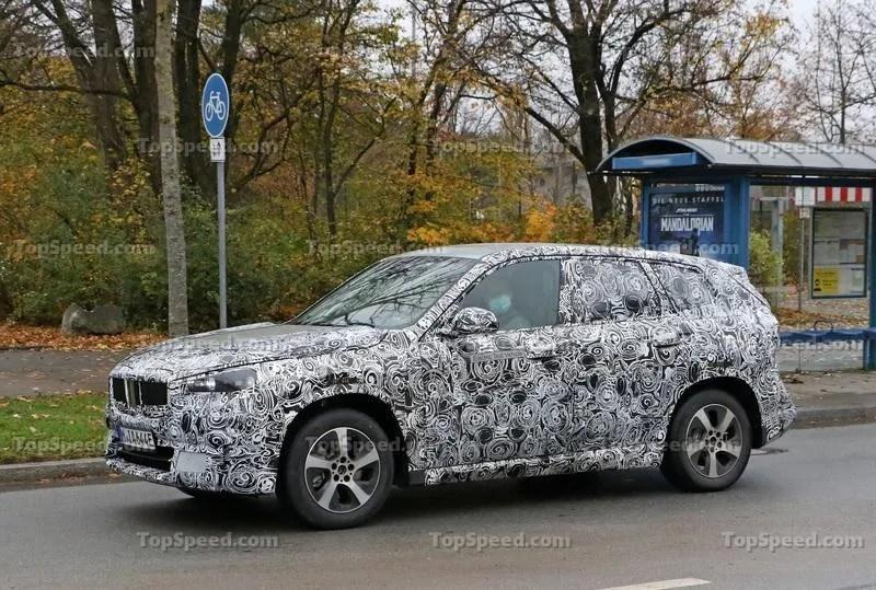 2022 BMW iX1 Exterior Spyshots - image 946164