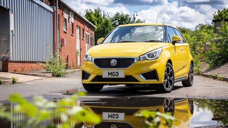 MG's New Supermini EV Could Give the Honda E and Mini Electric Some Troubling Competition - image 961887