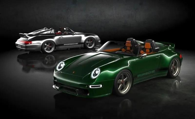 2021 Porsche 993 Speedster by Gunther Werks Exterior - image 972934
