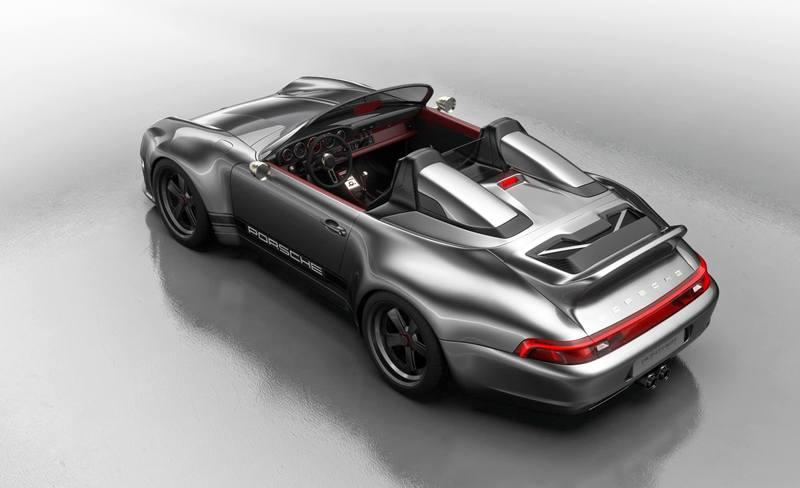 2021 Porsche 993 Speedster by Gunther Werks Exterior - image 972937