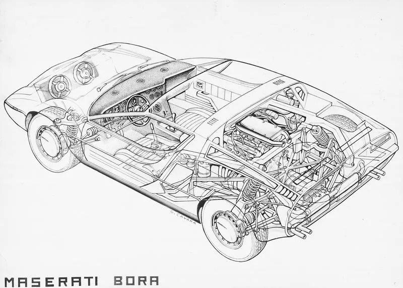 Maserati Bora - A Great Car With Horrible Timing - image 980783