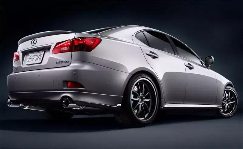 2008 lexus is250 sports concept top speed