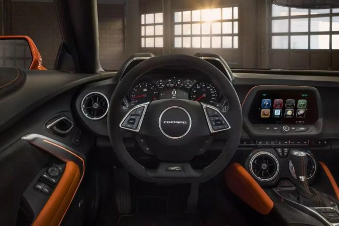2018 Chevrolet Camaro Hot Wheels 50th Anniversary Edition Top Speed