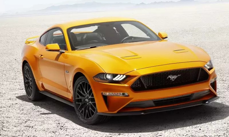 Premium audio system with 12 speakers; New Performance Package Pushes The 2020 Ford Mustang Ecoboost To 330 Horsepower Top Speed