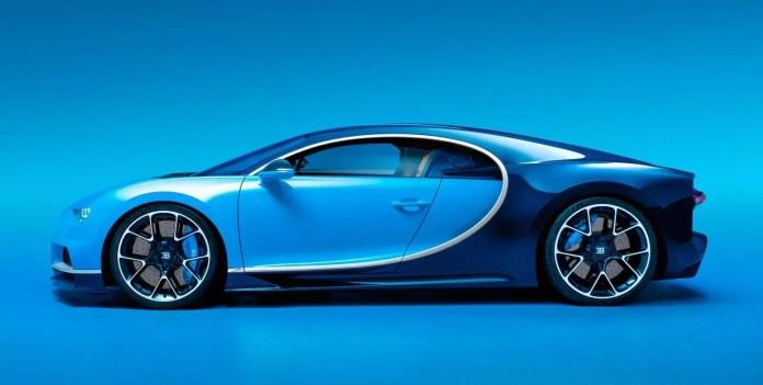 2020 Bugatti Chiron Super Sport 300 Top Speed