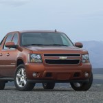 2007 Chevrolet Avalanche Top Speed