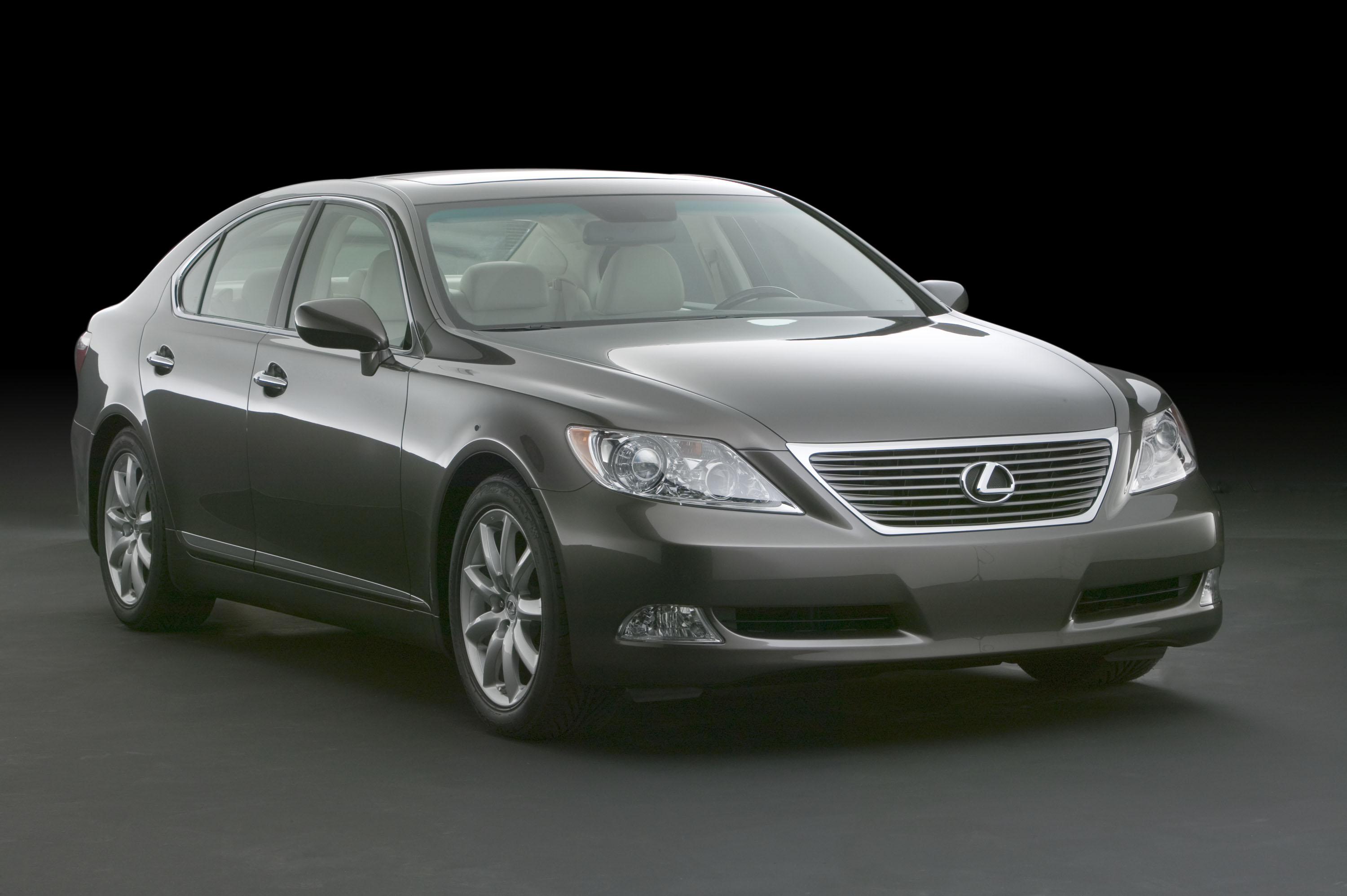 2007 Lexus LS 460 Review Top Speed