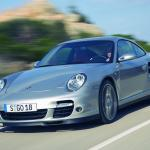 2007 Porsche 911 Turbo 997 Top Speed