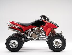 2006 Honda TRX450R ( Kick Start ) Gallery 84544 | Top Speed