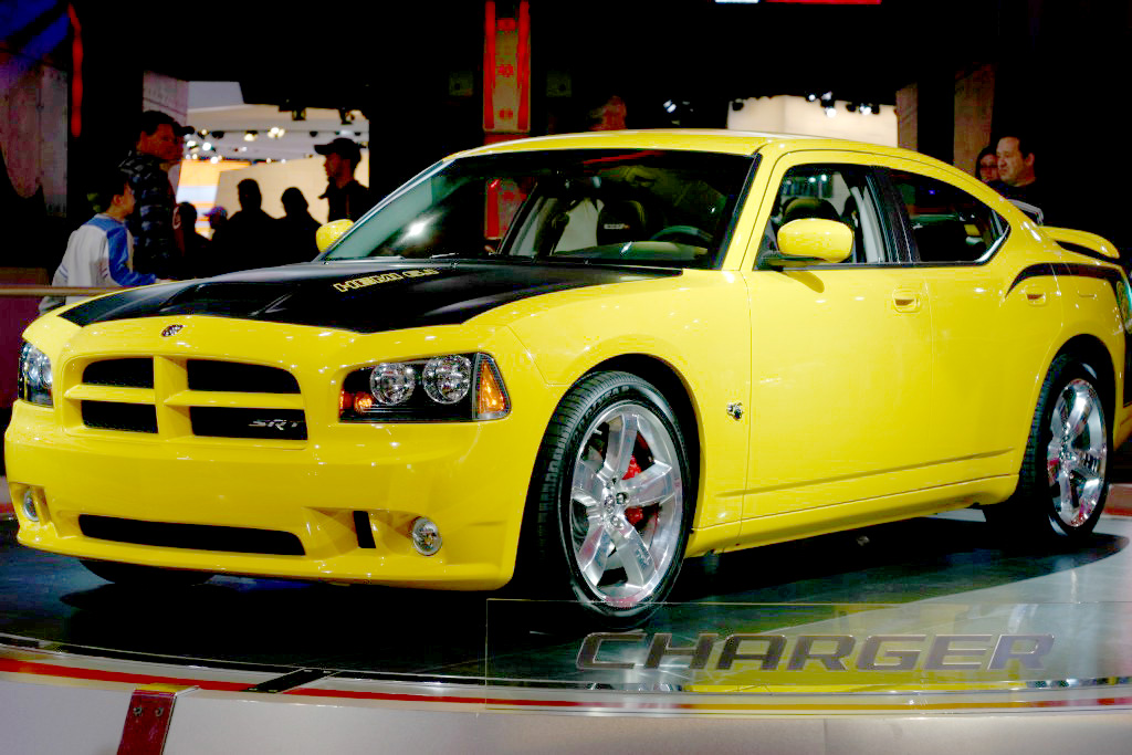 Charger Bee Dodge 2007 Super