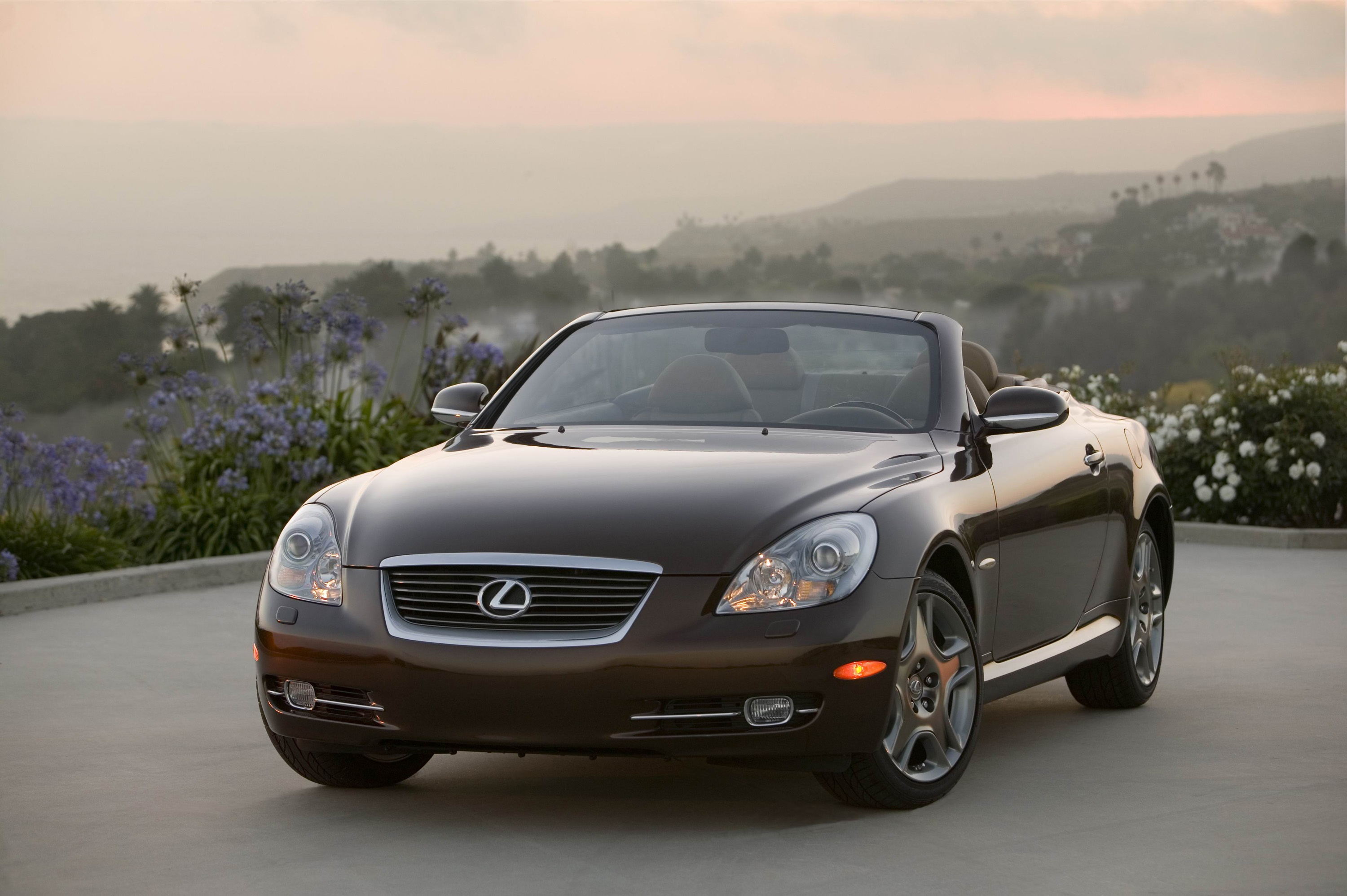 2007 Lexus SC 430 Review Top Speed