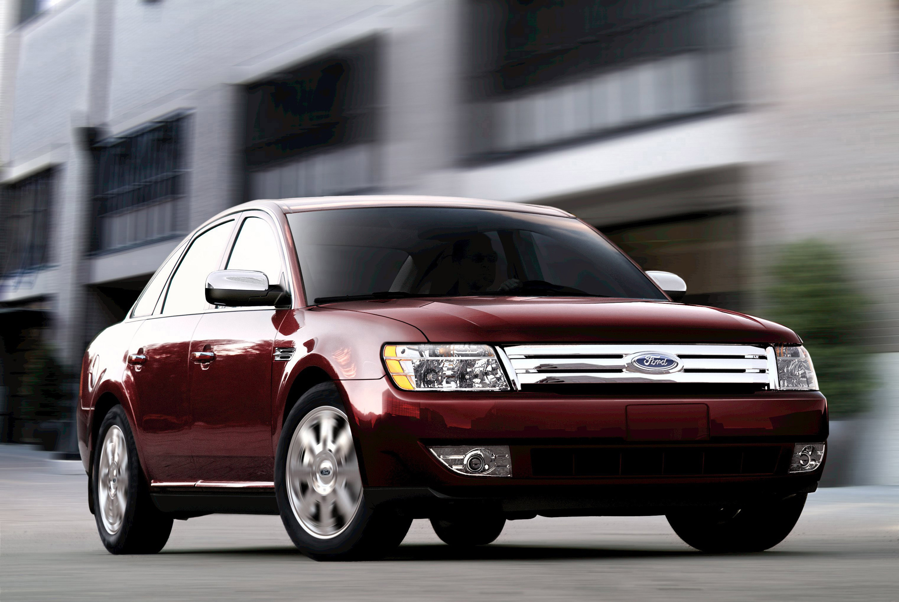 2008 Ford Five Hundred Top Speed