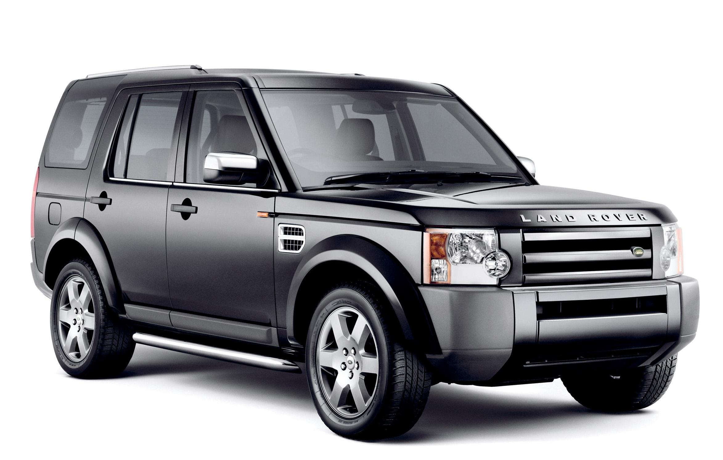 2007 Land Rover Discovery 3 Pursuit Review Top Speed