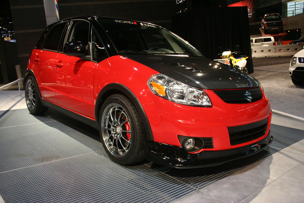 2007 Suzuki RoadRace SX4 Review Top Speed