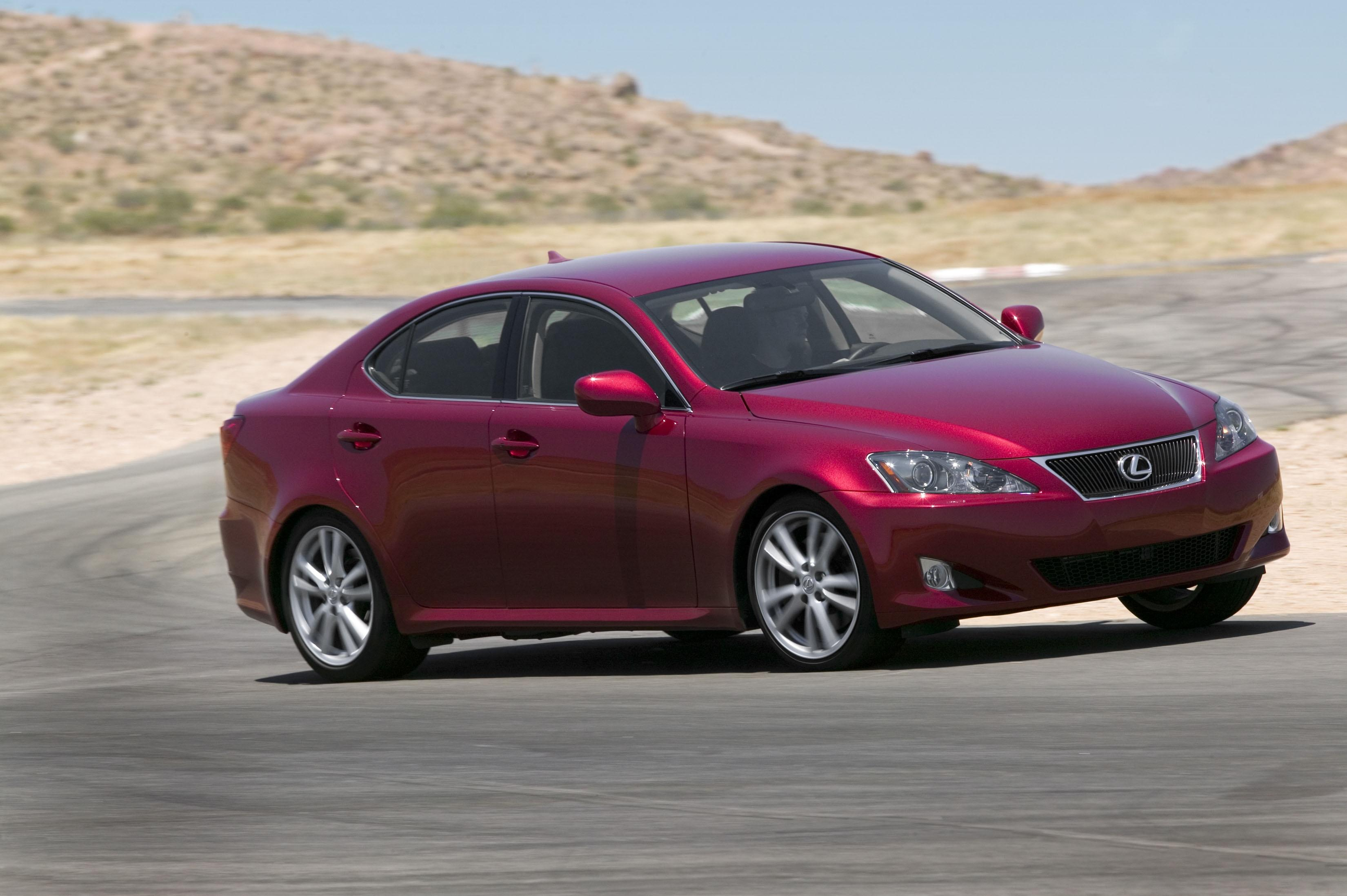 2007 Lexus IS 350 Review Top Speed