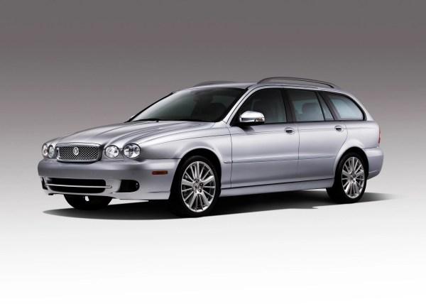 2008 Jaguar X-Type   Top Speed