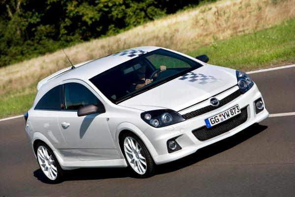 2007 Opel Astra OPC Nurburgring-Edition | Top Speed