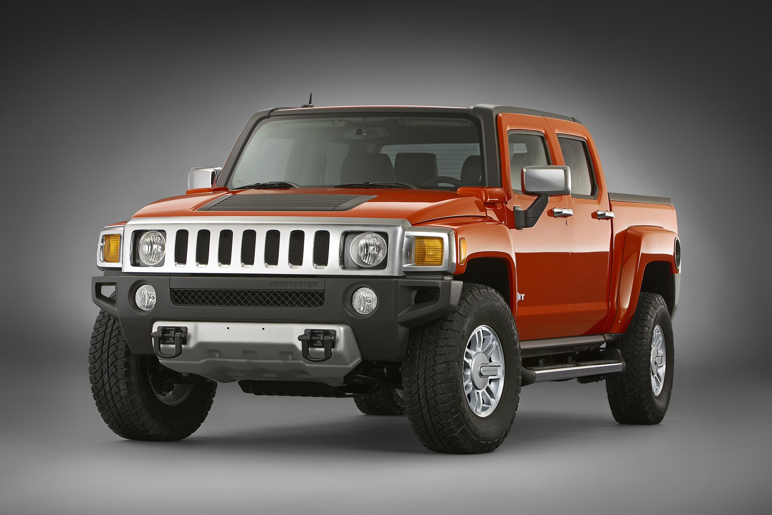 2009 Hummer H3T Review Top Speed