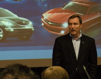 GM's Number One In North America: Troy Clarke Talks News ...